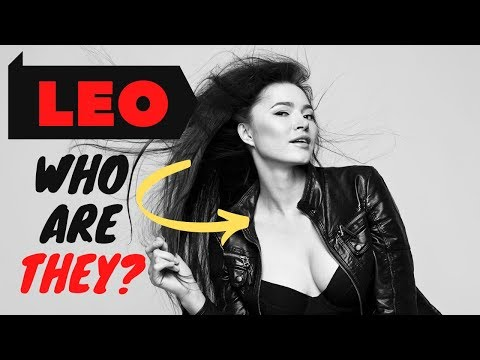 LEO – 13 Cool FACTS about LEO PERSONALITY | Leo Zodiac Sign