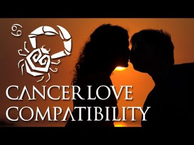 Cancer Love Compatibility: Cancer Sign Compatibility Guide!