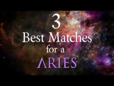 3 Best Compatibility Matches for Aries Zodiac Sign