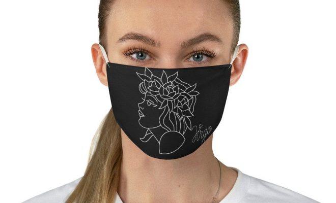 Zodiac Face Mask Virgo, Zodiac Face Mask For Women, Zodiac Mask Virgo, Mask for…