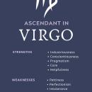 Virgo on the Ascendant