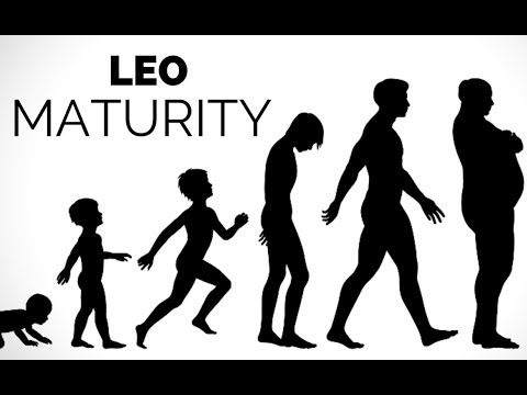 ZODIAC SIGN MATURITY | Leo | Hannah's Elsewhere