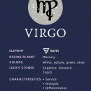 Virgo Zodiac Sign – The Properties and Characteristics of the Virgo Sun Sign