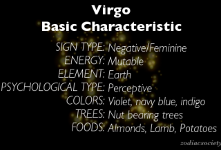 Virgo – Zodiac Society