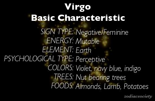 Virgo – Zodiac Society
