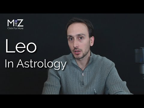Leo Zodiac Sign in Astrology – Meaning Explained