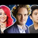 Popular Youtubers and Their Zodiac Signs | Astrology with Cozy