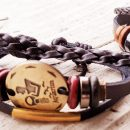 Leather Zodiac Bracelets – Virgo / Metal buckle