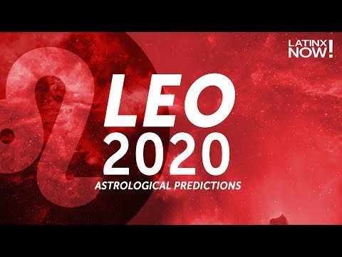 Leo 2020: Horoscope, Tarot, and Astrology Predictions | Latinx Now! | Telemundo English