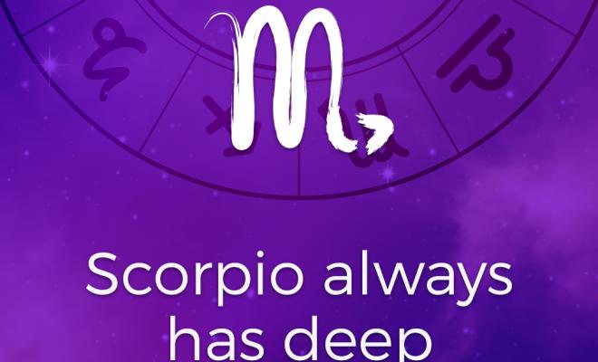 Daily Scorpio Horoscope – Scorpio Zodiac Facts