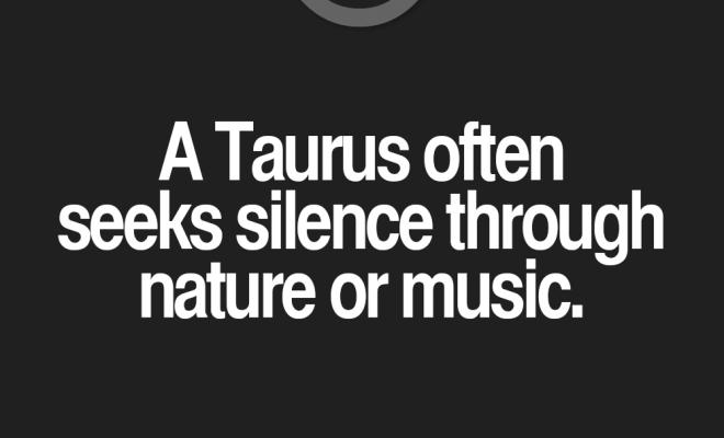 Zodiac Mind: Taurus