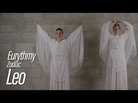 Instructional series for Eurythmy – Zodiac Signs – Leo