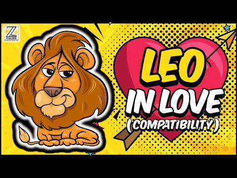 Leo COMPATIBILITY || Top 4 Zodiac Signs to DATE