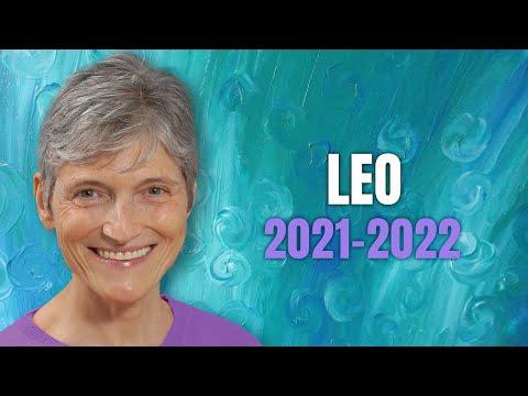 Leo 2021 – 2022 Astrology Horoscope Forecast