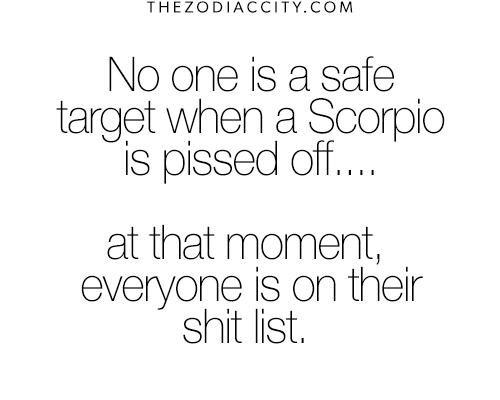 Zodiac Scorpio Facts. For more zodiac fun facts, click here