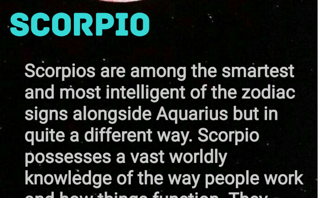 Your Zodiac Sign's Biggest Problem, and How to Fix It -SCORPIO