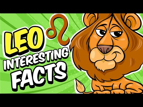 Interesting Facts About LEO Zodiac Sign