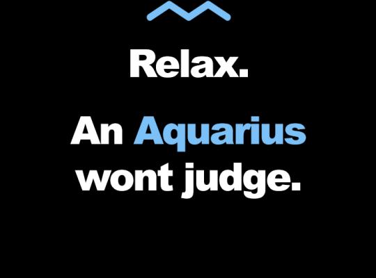 The Aquarius Life