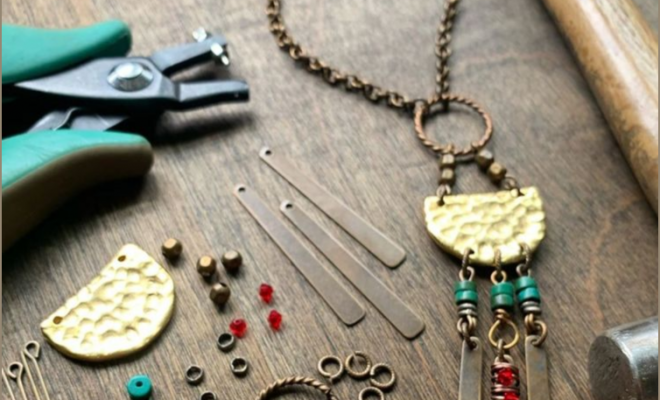 Create our Africa Color Story DIY Jewelry Pieces!