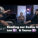 Reading Our Zodiac Sign | Leo & Taurus | Yo Check It Podcast | Ep. 36