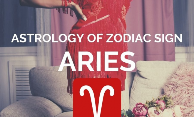 Astrology of Zodiac Sign Aries