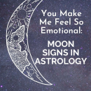 Moon Signs in Astrology