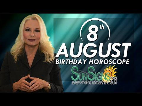 August 8th Zodiac Horoscope Birthday Personality – Leo – Part 1