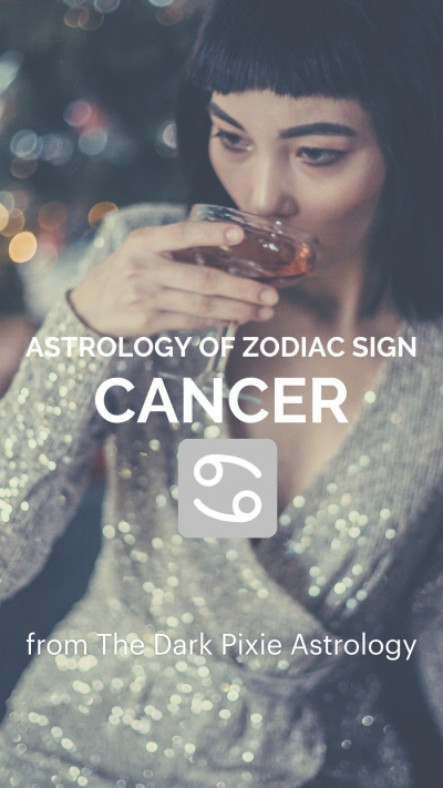 Cool Astrology of Zodiac Sign Cancer
