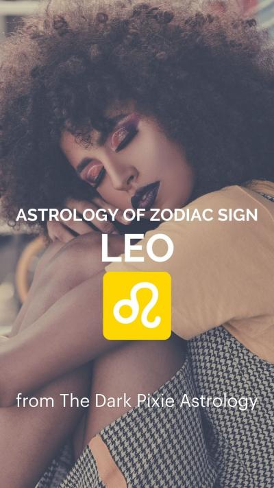Free Astrology of Zodiac Sign Leo