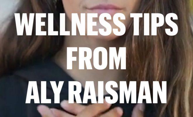 Aly Raisman Wellness Tips