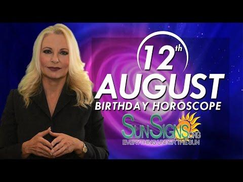 August 12th Zodiac Horoscope Birthday Personality – Leo – Part 1