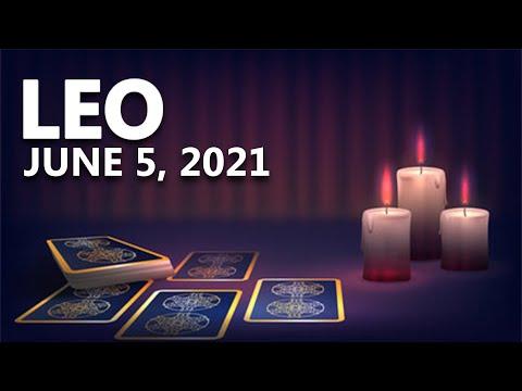 Leo – Today Horoscope – June 5, 2021