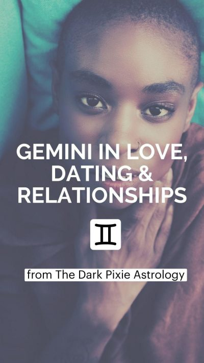 Gemini in Love, Dating & Relationships – Astrology