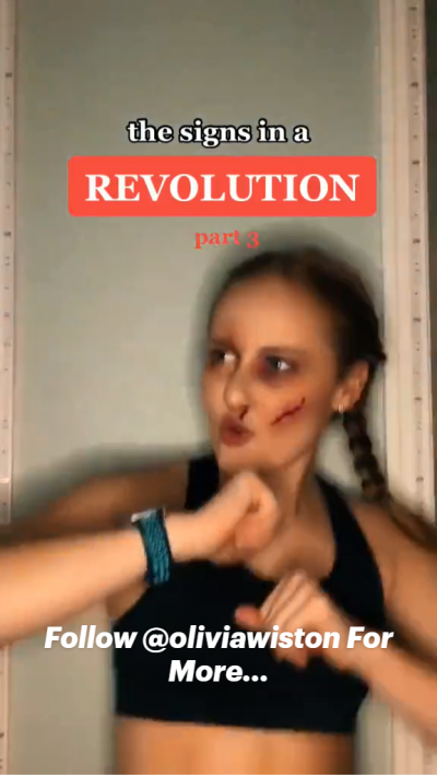 The signs in a revolution Part 3 & Part 4 !