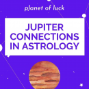 Jupiter Connections in Astrology