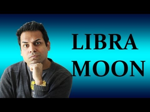 Moon in Libra horoscope (All about Libra Moon zodiac sign)