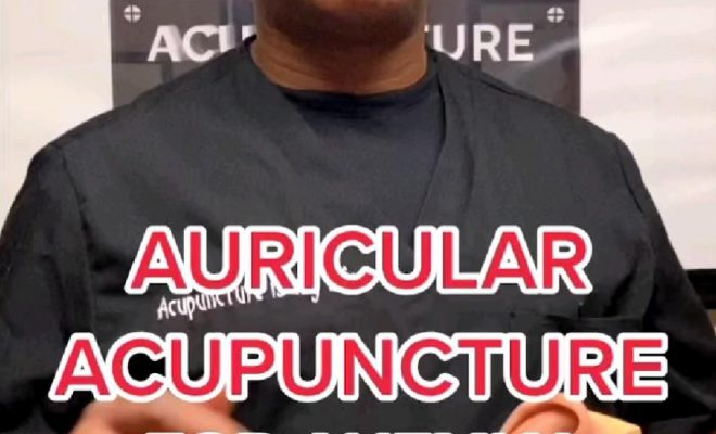 Acupuncture and Acupressure Points for Anemia TCM