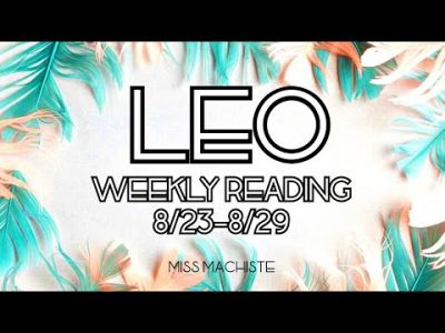 *LEO* LUCK IS ON YOUR SIDE!✨YOU ARE UNSTOPPABLE THIS WEEK LEO!!🔥 AUGUST 23-29 WEEKLY TAROT #LEO