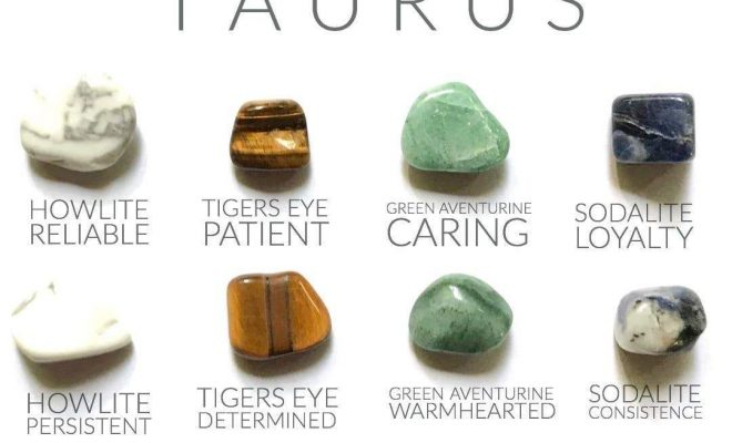 Taurus Zodiac Collection – Apr 20 to May 20 Earth Sign
