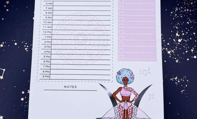 Zodiac Daily PlanPad – Pisces