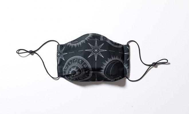 Cotton Face Mask – Zodiac / Small / No nose wire