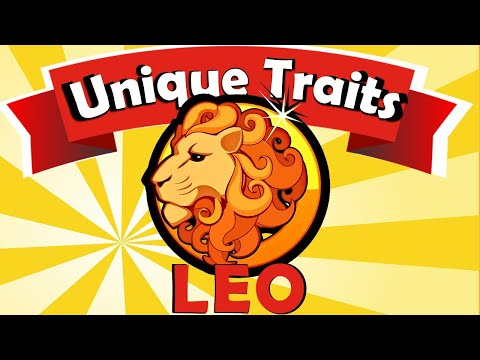 10 UNIQUE TRAITS of LEO Zodiac Sign That Differentiate It From Others