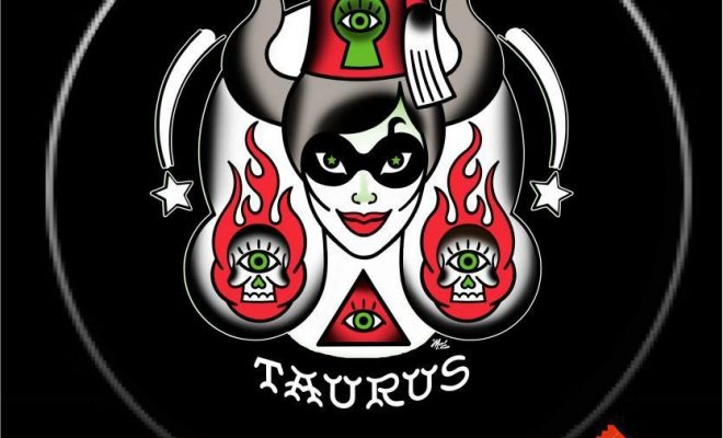 Taurus Zodiac Sign Woman Spare Tire Cover-Custom made to your exact tire size – 255/75r17