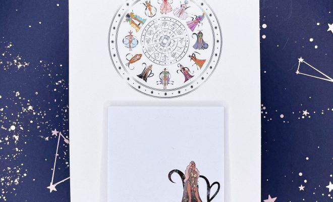 Zodiac StickyPad – Virgo