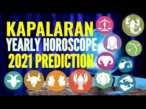 Kapalaran Horoscope ngayong 2021 Prediction
