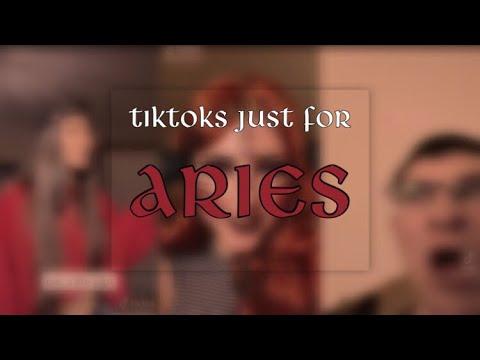 TikToks just for ✨Aries✨