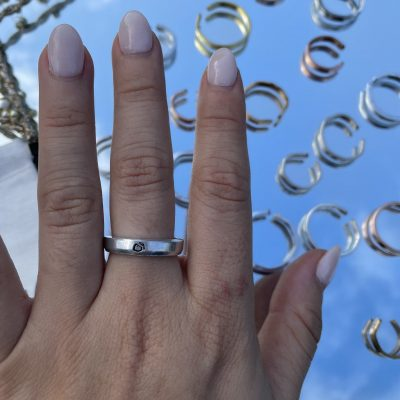 Initial Ring – Aluminum