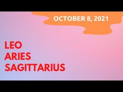 October 8, 2021 Daily Tarot Reading (Fire Signs) Leo-Aries-Sagittarius Gabay Kapalaran Ngayong Araw